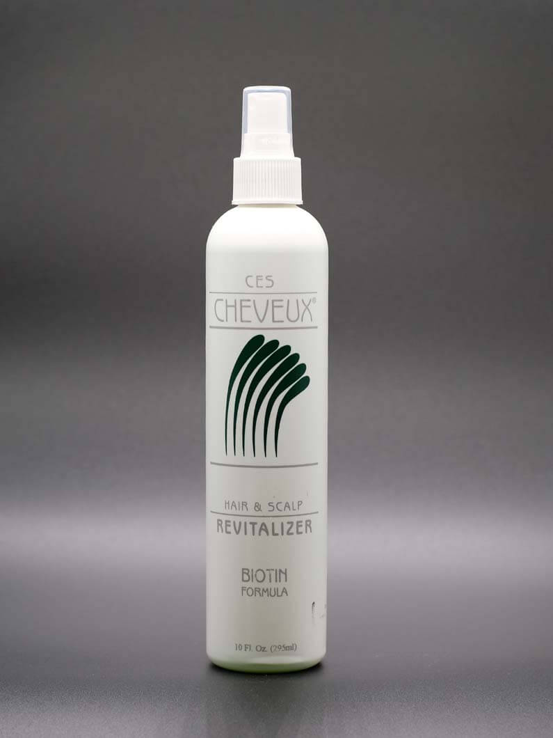 This scalp treatment is reinforced with Biotene to promote the growth of healthy hair and may help prevent future hair loss. Comes in 10 Oz. bottles.