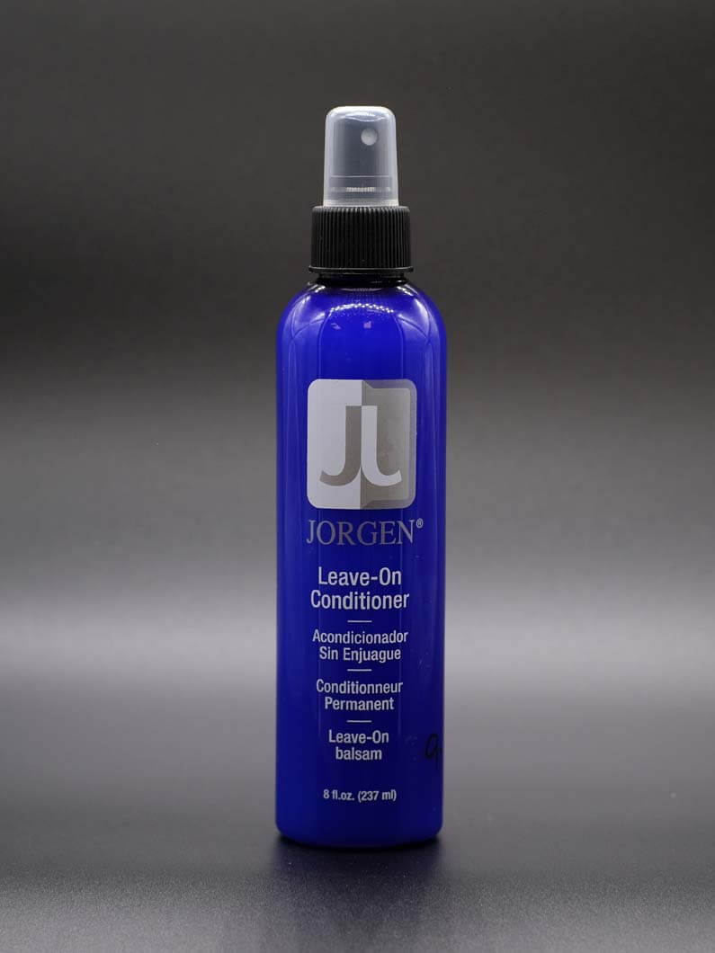 This leave on conditioning spray is formulated to promote healthy hair making it easier to manage. Comes in 8 Oz. bottles.