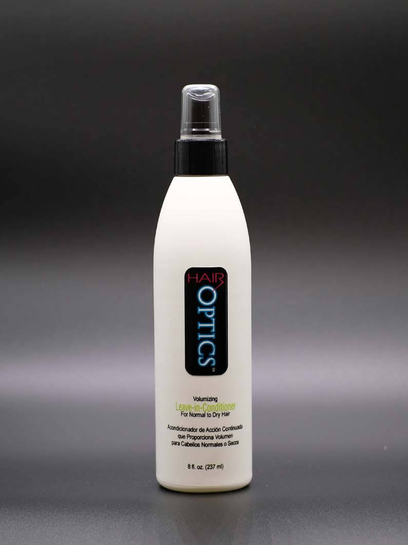This is a great conditioner for fine to normal hair. It delivers moisture to hair where it is needed most, providing protection and volume. Comes in 8 Oz. bottles.